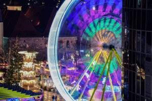 Kleine Fototour mit Lichteffekt(en) @ Jena, Markt   Jena   Thüringen   Deutschland