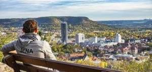 Dein Jena – Fotografx, Herzlich Willkommen in der Saalestadt.