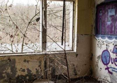 Lost Places .. verlassene Orte. Endeckungstour Thüringen - Samstag, 18.04.2020