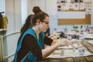 Onlineprojekt Künstlerische Abendschule Jena
