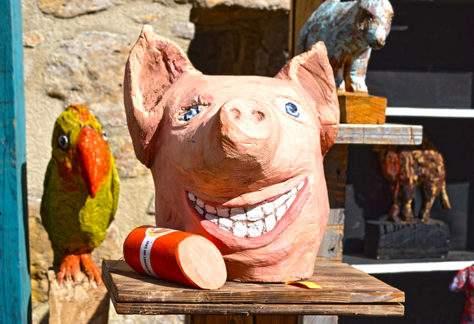 Der 19. Thüringer Holzmarkt am 04.April 2020 von 08.00 bis 18.00 Uhr, Start Fototour ab 10.00 Uhr