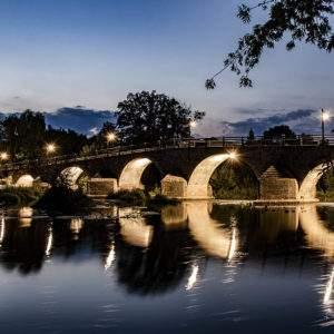 Jena, CityLights Fototour durch die Sommernacht am Samstag,11.07.2020