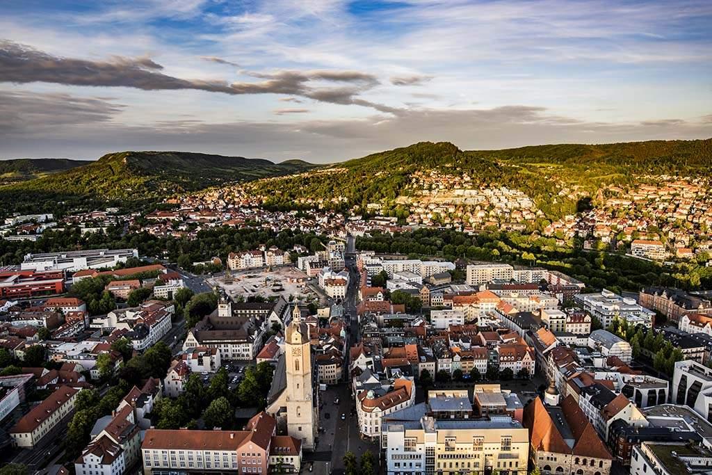Service-Stellen und Gebäude der Stadt Jena sind wieder zugänglich