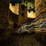 Light Painting, Lichrmalerei, Fototour