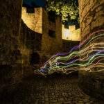 Light Painting, Lichrmalerei, Fototour
