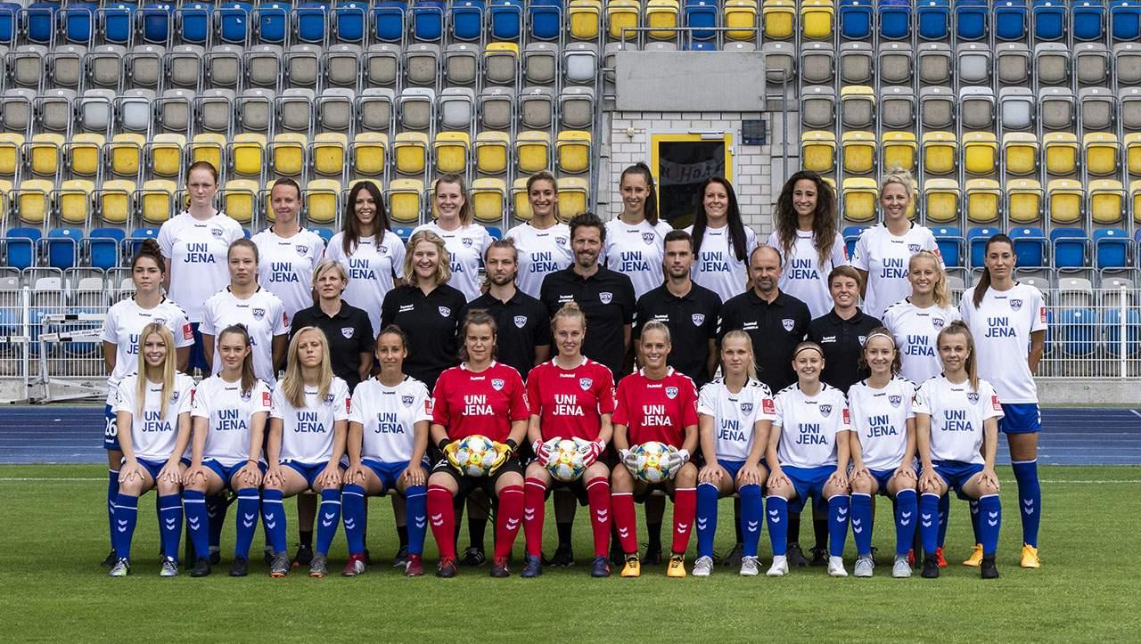 FC Carl Zeiss Jena - FF USV Jena