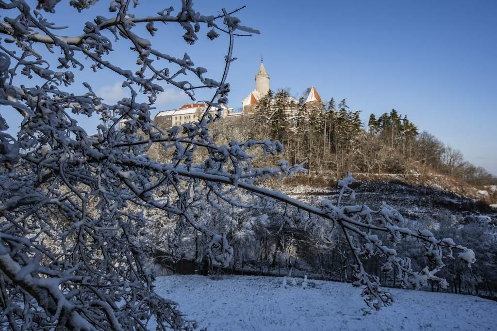WinterWonderLand Thüringen – Sichtweisen von der Leuchtenburg
