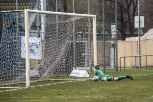 Unentschieden zum Liganeustart am Sonntag-Nachmittag: FCC Frauen gegen Turbine Potsdam II 1:1 (0:0)