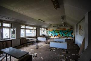 Lostplaces, verlassene Orte