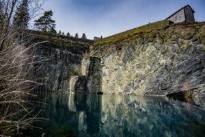 Ausflugsziele in Thüringen: Schieferpark Lehesten