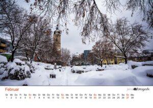 Jena Foto – Wandkalender 2022